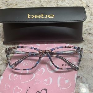 Brand New Bebe Glasses.